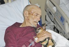 Dying Man's Final Wish Is To See His Dog One More Time